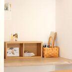 【無印良品】壁に付けられる家具シリーズの魅力!ディスプレイとしても収納としても♪