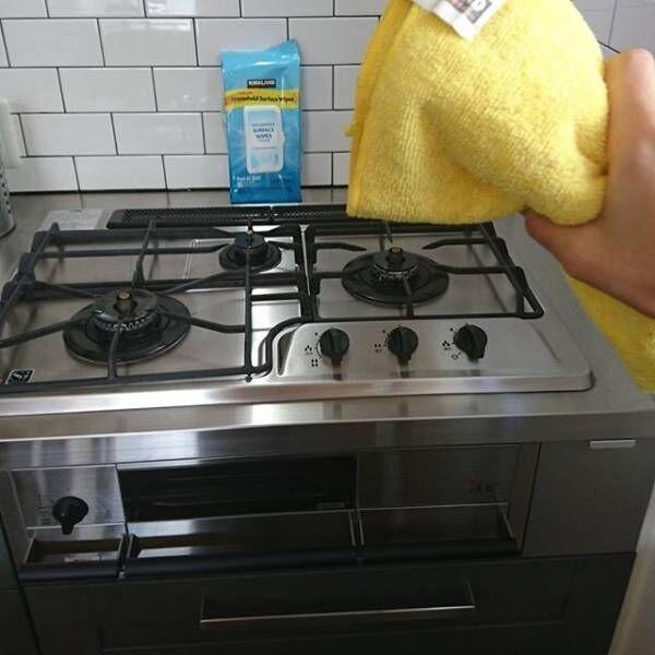 台所掃除にも役立つコストコのおすすめ雑貨
