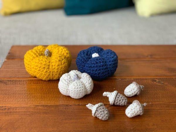 編み物作品2