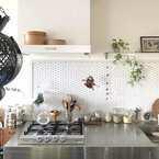 キッチンもオシャレに見せたい!素敵なキッチンインテリア実例をご紹介