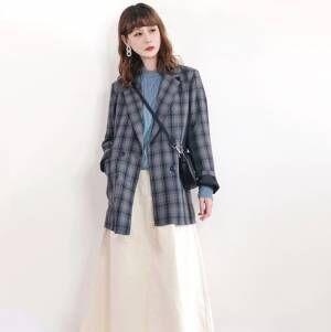 【GU】におまかせ♪可愛いスカートを使った大人女性の高見えコーデ特集