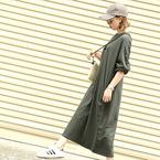 紅葉散歩に味覚狩り♪動きやすいのにおしゃれな秋の外出ファッション15選