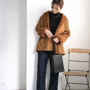秋~冬の「アウターありコーデ」15選★アウターを着てもおしゃれなコーデ