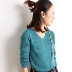ニットで叶う秋冬最旬スタイル♡デザイン別のおすすめコーデ15選