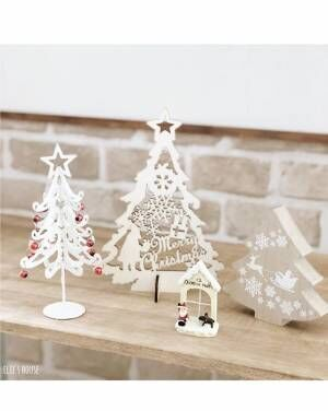 真似したくなるクリスマスツリー3