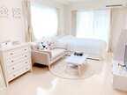 一人暮らしのホワイトインテリア♡おしゃれで快適な空間づくりのアイディア実例集
