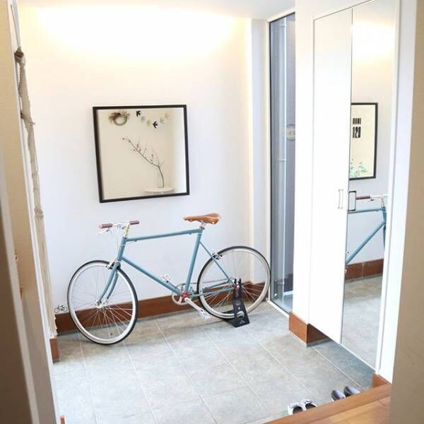 家の玄関がおしゃれに変身♡マネしたい素敵なインテリアアイデア