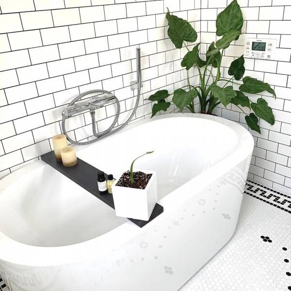 洗練された癒しの空間に♡おしゃれで素敵なバスルームのインテリア15選♪