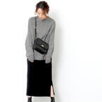 スカートが主役のカジュアルコーデ♪大人可愛い&きれいめな冬のおしゃれスタイル