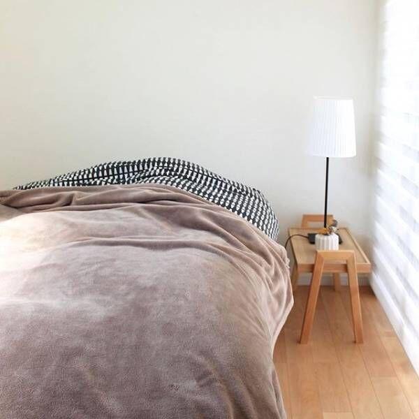 寝室にもほっこり温かさを出そう!冬のおしゃれなベッドルーム特集