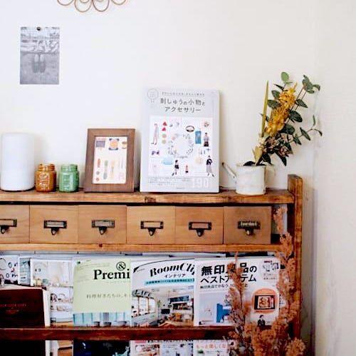 本棚のあるおしゃれなインテリア♡お部屋別の収納アイディア実例集