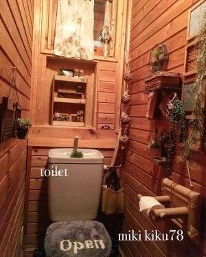 洗面台・トイレのインテリア12