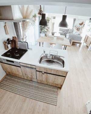 キッチン実例2