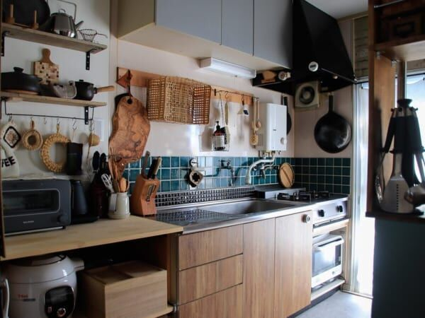キッチン実例