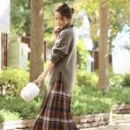 今っぽくて大人可愛い♪プリーツスカートを楽しむおすすめ冬コーデ