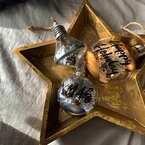 【ダイソーetc.】の光る装飾♡クリスマスは優しい明りでムーディに!