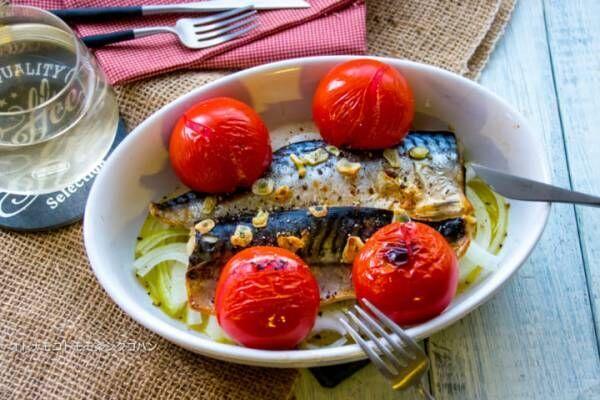 【連載】塩サバをトースター調理!簡単おつまみからの主食アレンジレシピ2種