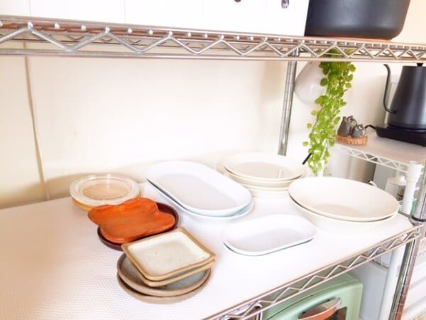 食器の収納4