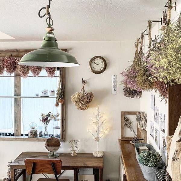 植物をお部屋にちょい足し♡ナチュラルで安らぐ空間にチェンジ