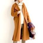 大人っぽいロングコートが着たい!重く見えないお洒落な着こなし術