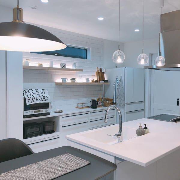 キッチン 背面 収納4