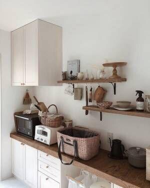 キッチン 背面 収納5