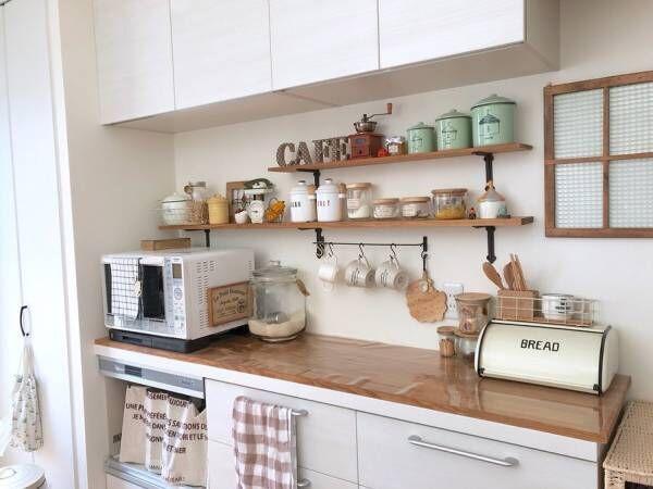 キッチン 背面 収納6