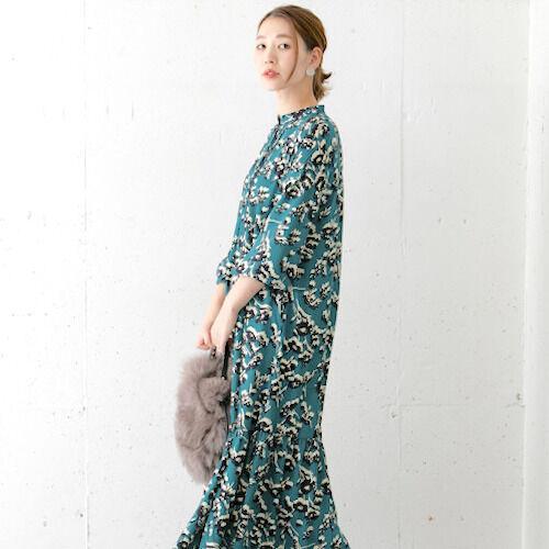 冬ファッションの味方は一枚で様になるワンピース♪人気コーデをピックアップ!