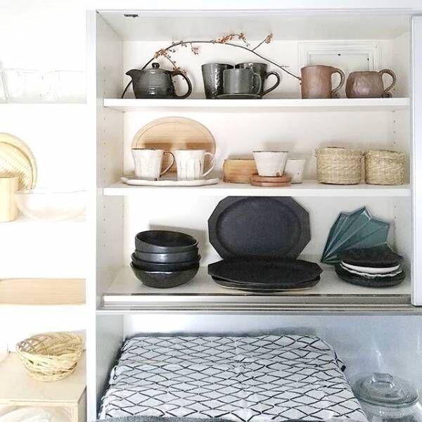食器収納アイデアをたくさん紹介!おしゃれにかつ機能的に収納したい♪