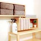 【無印】の「壁に付けられる家具」活用術☆壁面を有効に使えるアイデアが満載♪