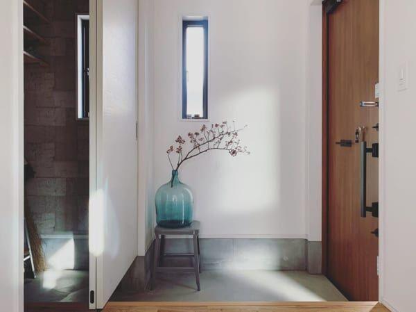 玄関インテリア10