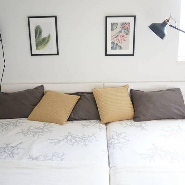寝室をおしゃれに大変身♪睡眠の質やおしゃれ度を高めるおすすめのインテリア