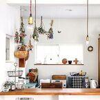 ドライフラワーを素敵に飾ってお部屋をセンスアップ!飾り方実例からお掃除方法まで♪