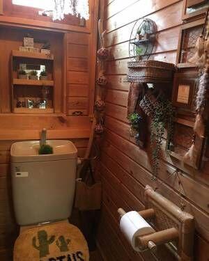 トイレ インテリア2