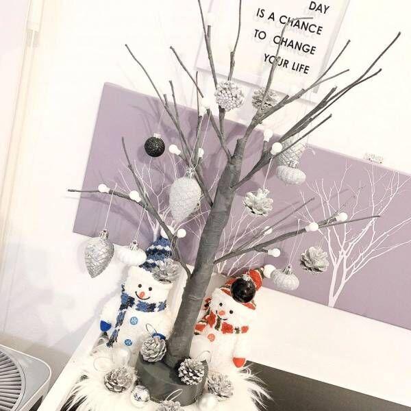クリスマスの装いの参考に♪オシャレなクリスマスインテリア・ディスプレイ