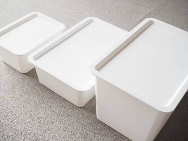 【連載】小物収納に便利!ダイソー「スクエア収納ボックス」3種の収納アイデア