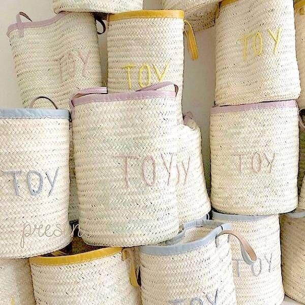 おもちゃの片付け方はカンタン&楽しく!インテリアにもなるおしゃれな収納方法