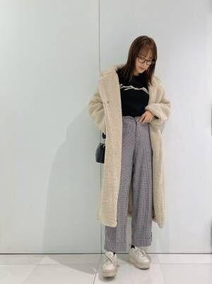 ZARA 大人女子コーデ4