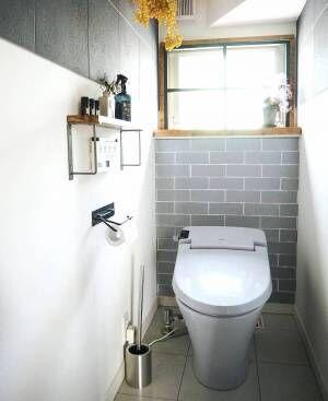 プチDIYでトイレが生まれ変わる!おしゃれになったトイレをのぞき見♪