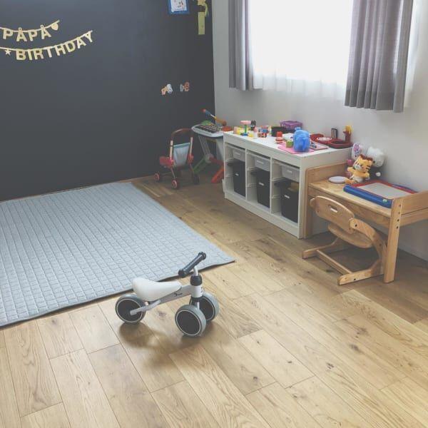 マグネットがくっつく子供部屋