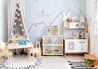 幼児期におすすめ♡心躍ってしまうオシャレな「子供部屋インテリア」