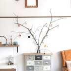 【連載】小さな枝ツリーの作り方!コツとピッタリのアイテムをご紹介