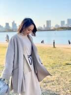 【12/12更新】読者モデル、阿部 早織が着こなす。Sサイズさんの〝OLリアルコーデ〟