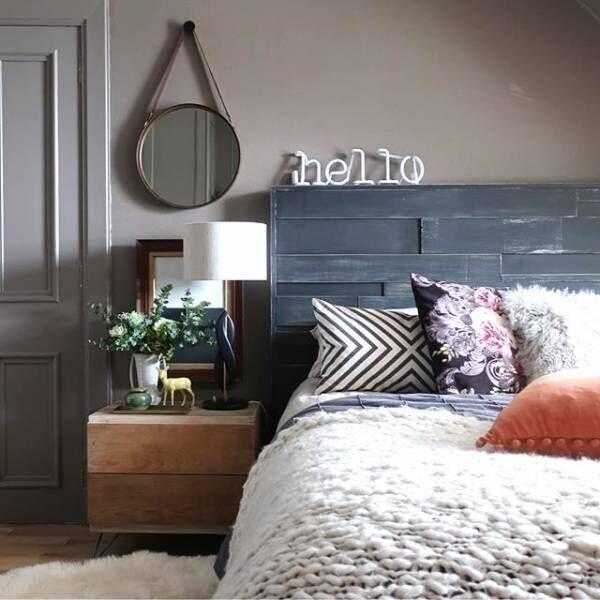 目指すはホテルスタイル!ベッドルームを理想的な空間に仕上げよう