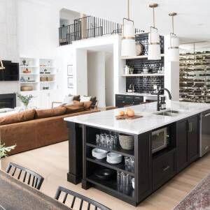 使いやすさとおしゃれさを!キッチンカウンターのデザイン6つのヒント
