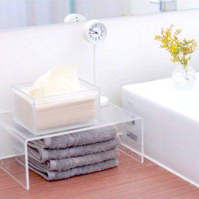 【無印良品】のアクリル収納活用法特集☆お部屋がもっと使いやすくなる!