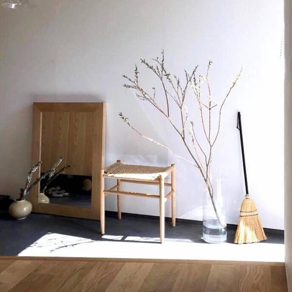 心穏やかになれる「枝ものを取り入れた暮らし」が素敵!おすすめの品種を紹介