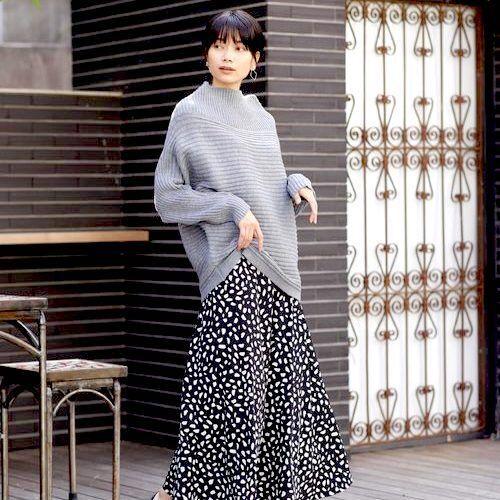30代女子にオススメ♡ジャストな着丈で目指せ等身大のスタイルアップコーデ♡
