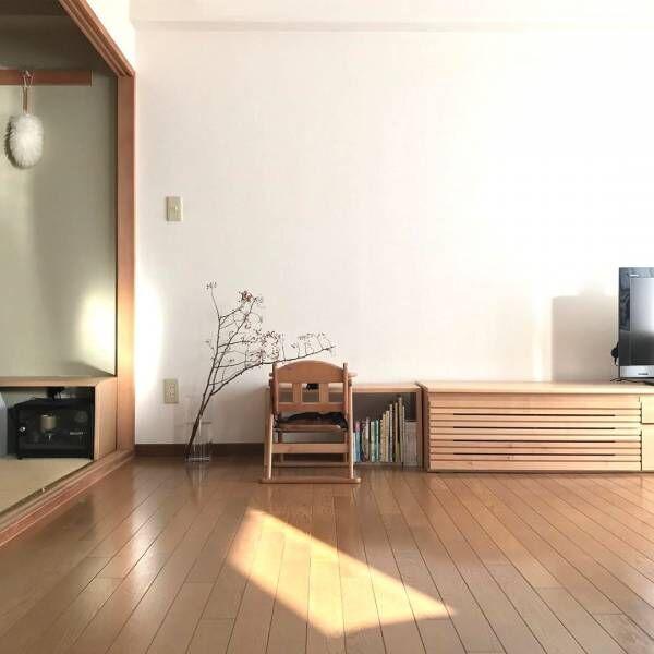 3LDKに住む《ミニマリスト》に学ぶ☆無駄のない暮らし&収納術をご紹介