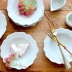 食卓にいろどりを!作家ものの器でワンランク上のテーブルコーディネートを♡